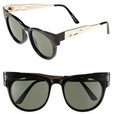 Spitfire 'Upcycle' 50mm Sunglasses