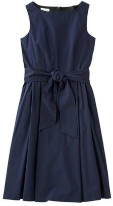 L.L. Bean Women's Signature Poplin Dress