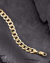 Fashion World Gent's 9ct Gold 1/3oz Hollow Curb Chain