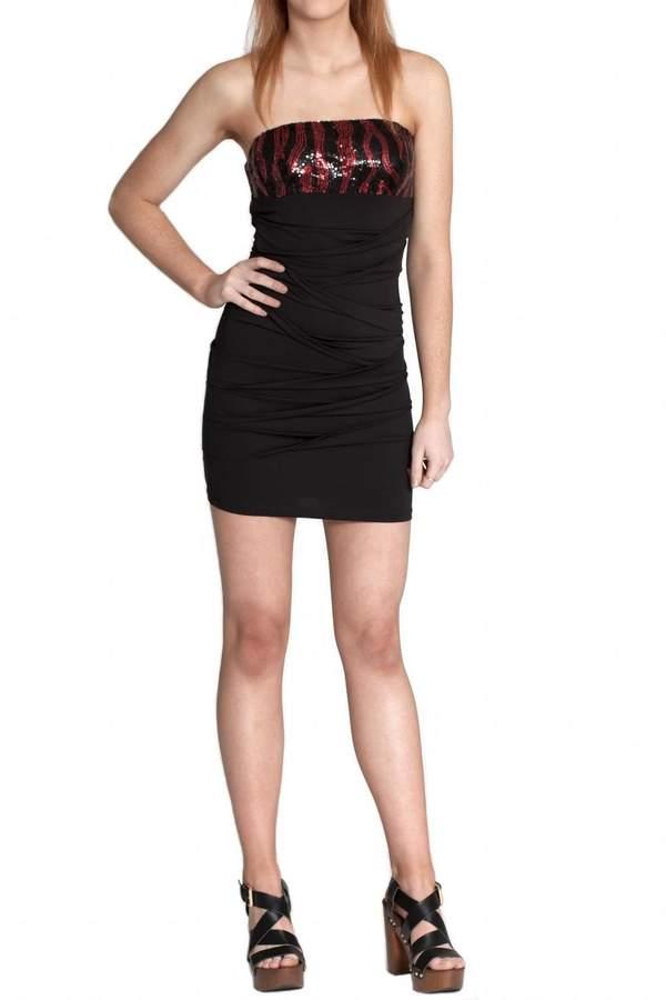 Tcec Sequin Top Dress