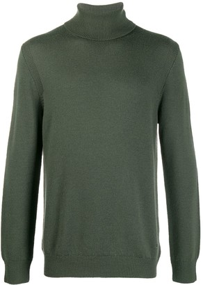 Dondup Turtleneck Ribbed Jumper