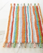 Dena Home Kaiya Striped Bath Rug
