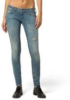 Tommy Hilfiger Distressed Skinny Fit Jean