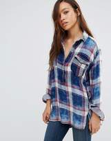 Blank NYC Check Shirt