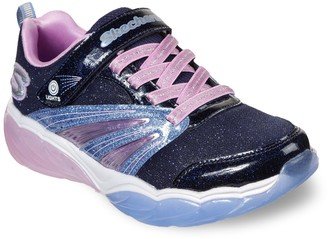 Skechers S Lights Fusion Flash Girls' Light Up Shoes
