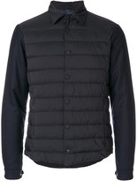Herno padded front coat