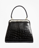Brooks Brothers Alligator Handbag