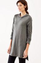 J. Jill Pure Jill Luxe Tencel® Hooded Tunic