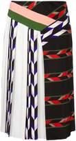 Emilio Pucci patchwork skirt