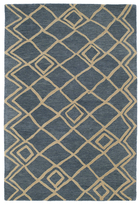Kaleen Casablanca Hand-Tufted Wool Moroccan Rug
