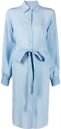 Nina Ricci Straight-Fit Midi Shirt Dress