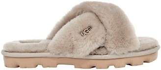 UGG Fuzzette Sheepskin Slippers