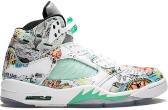 Jordan Air 5 Retro wings