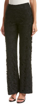 Sachin + Babi Noir Lace Cut-Out Pant