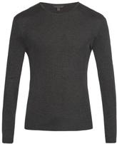 John Varvatos Ribbed Silk-jersey T-shirt
