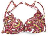 Speedo Clearance Ladies/Womens Swirl Pattern Swim Wear Bikini Top