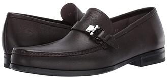 Salvatore Ferragamo Adam Loafer (Hickory) Men's Slip on Shoes