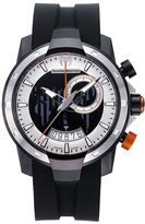 Technomarine Men's 610005 UF6 Chronograph Black and Dial Watch