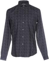 Grey Daniele Alessandrini Shirts - Item 38649218