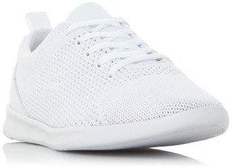 Lacoste Avenir Knit Pique Knit Trainers