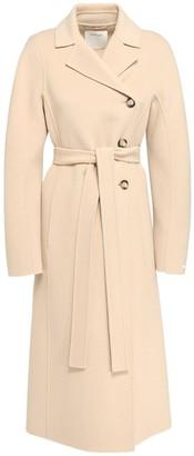 Sportmax Cavour Double Wool Long Coat