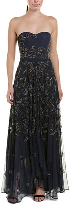 Haute Hippie Tango Midi Dress