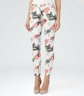 Reiss Selena Trouser Printed Trousers
