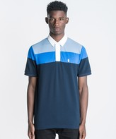 Luke 1977 Mickey Freedom Panel Polo Shirt