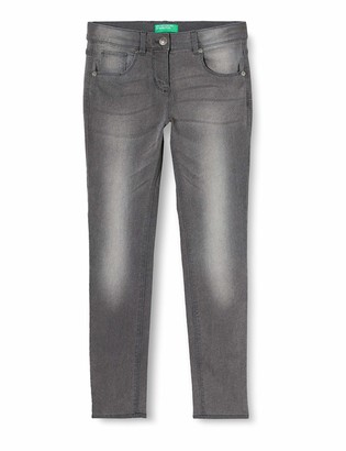 Benetton Girl's Trousers Jeans