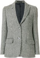 Officine Generale checked blazer