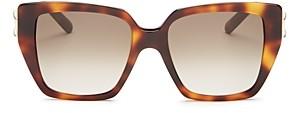 Salvatore Ferragamo Women's Oversized Square Sunglasses, 55mm