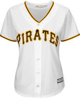 Majestic Women's Pittsburgh Pirates Cool Base Jersey
