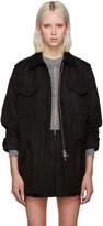 3.1 Phillip Lim Black Utility Jacket
