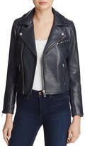Maje Bexita Leather Jacket - 100% Exclusive