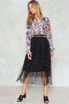 Nasty Gal nastygal Witching Hour Midi Skirt
