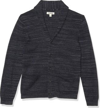 Goodthreads Amazon Brand Men's Soft Cotton Cardigan Summer Sweater