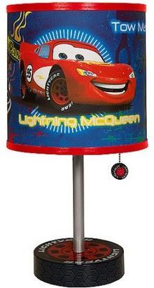 Disney Lightning Mcqueen Table Lamp