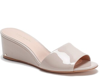 Kate Spade Willow Wedge Slip-On Sandal