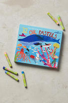 Anthropologie Ocean Life Oil Pastels