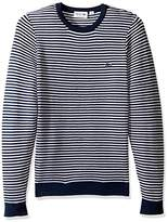 blue white striped sweater men - ShopStyle