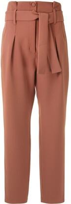 Framed High Tailoring cigarette trousers