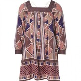 APC multicolour Cotton Dresses