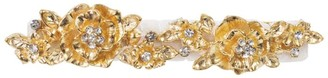 David Charles Filigree Rose Leaf Hair Clip
