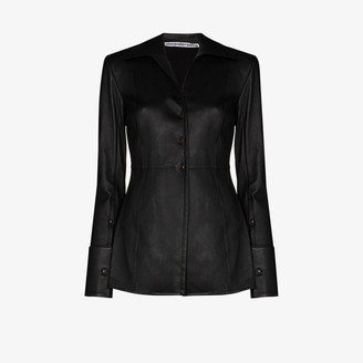 Alexander Wang Fitted Blazer Jacket