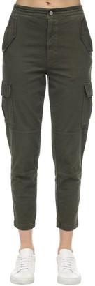 J Brand Bryar Cotton Denim Cargo Jeans