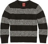 Arizona Crew-Neck Solid Sweater - Toddler Boys 2T-5T
