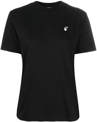 Off-White graphic-print cotton T-shirt