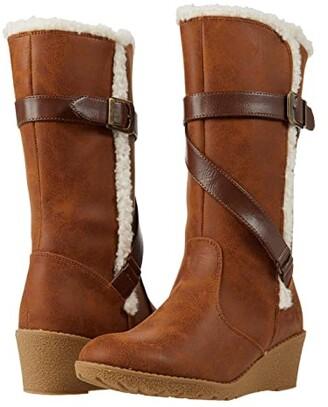 Rachel Whitley (Little Kid/Big Kid) (Camel) Girl's Shoes