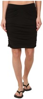 Toad&Co Shirred Thing Skirt