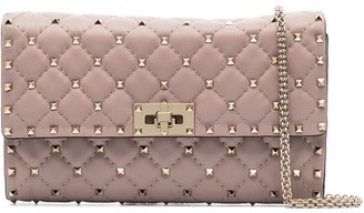 Valentino Medium Studded Shoulder Bag